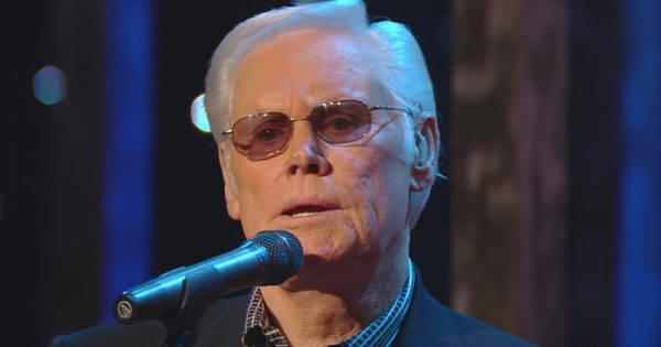 Country Singer George Jones Performs Classic Hymn 'Just A Closer Walk With Thee'