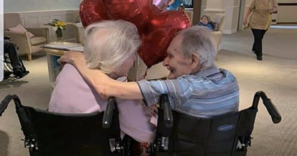 One Last Kiss: Final Wish of Dying Man Placed in Separate Nursing Home from Wife of 66 Years