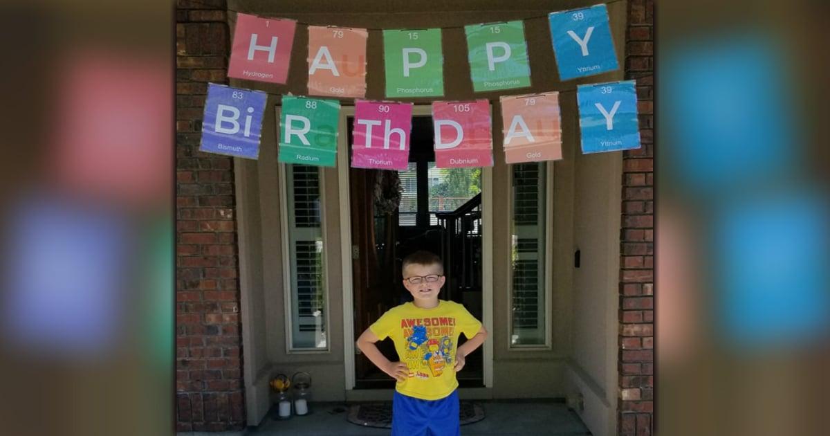 rsvp to birthday party christian larsen
