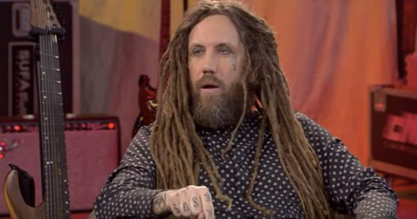 Heavy Metal Rock Star Brian Welch Shares How God Helped Him Overcome His Drug Addiction
