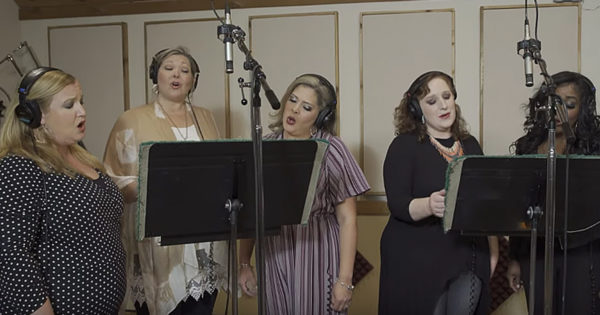 A Cappella Group Voctave Beautifully Covers 'Moon River'