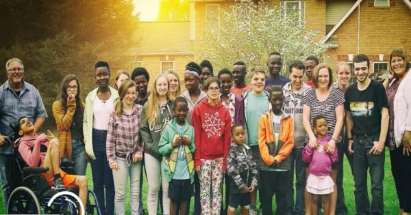 Couple Has 38 Children And Here's The Inspiring Story Of Why They Refuse To Stop