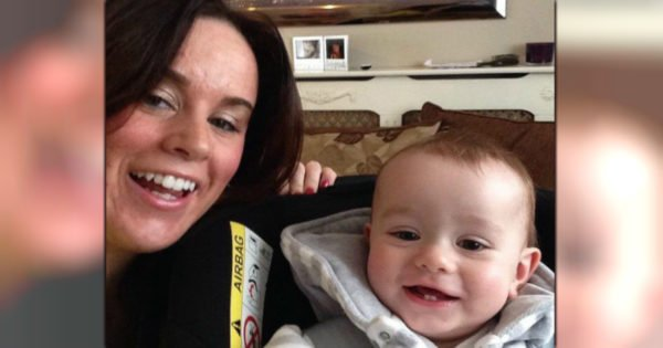 Mom's 'Angel' Baby Suddenly Refused To Nurse From One Side And It Ended Up Saving Her Life