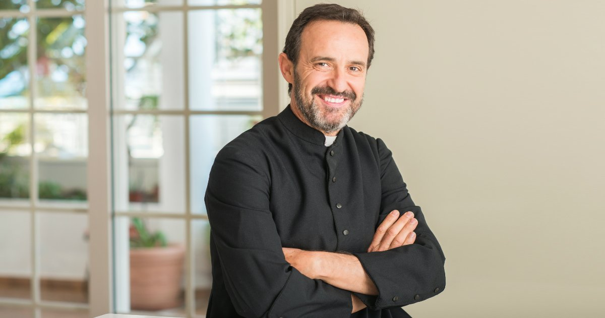 bible jokes new pastor visiting parishioners