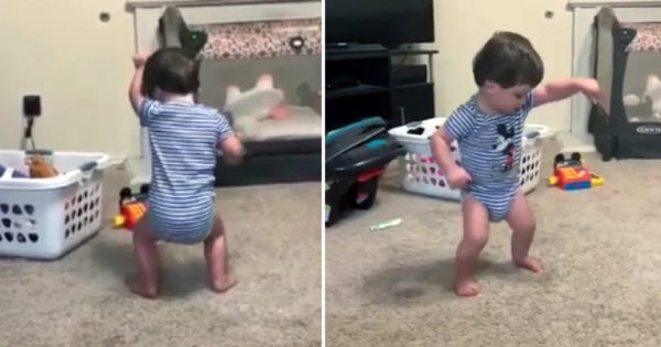 Baby Doing The Git Up Dance Goes Crazy Viral But It's So Much More Than Just Another Cute Video