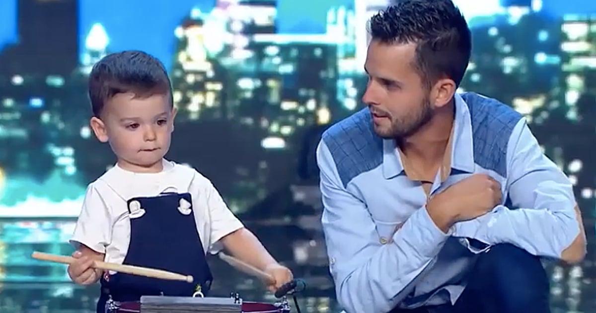 Child Prodigy Drummer Stuns Judges On Spain's Got Talent