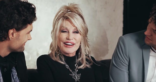 Dolly Parton Shares How God Urged Her To Record A Christian Song