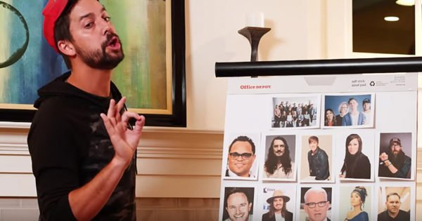Christian Comedian John Crist Has A Hilarious Worship Leader Fantasy Draft With Friends