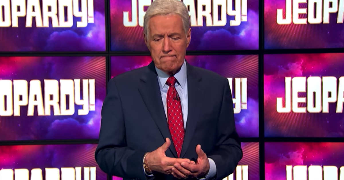 alex trebek illness update back in chemo