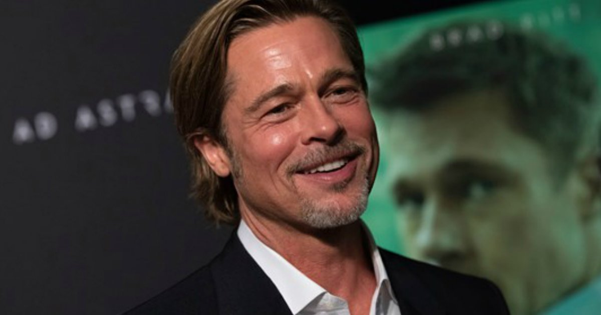Brad Pitt Turns From Atheism And Clings To Religion