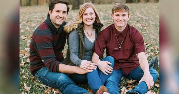An 18-Year-Old Atheist's Prayers Were Answered After He Was Adopted By Christian Couple