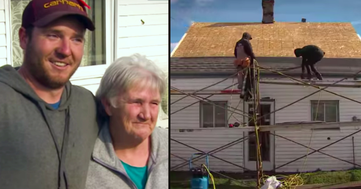 contractor jeremy locke free roof grandma