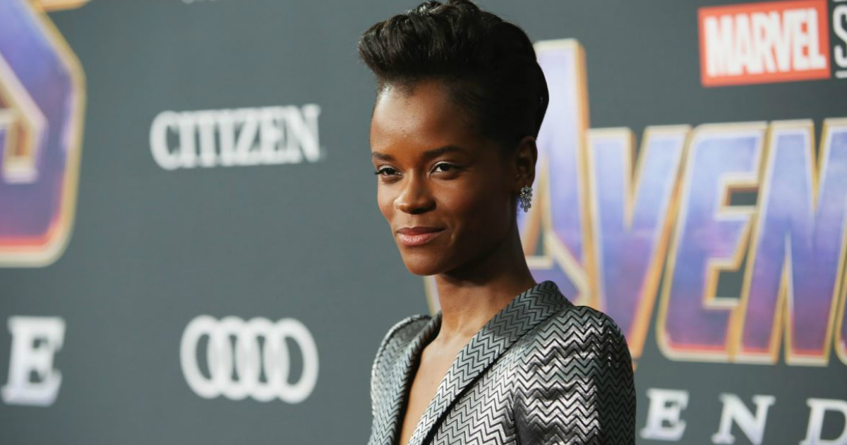 letitia wright black panther interview