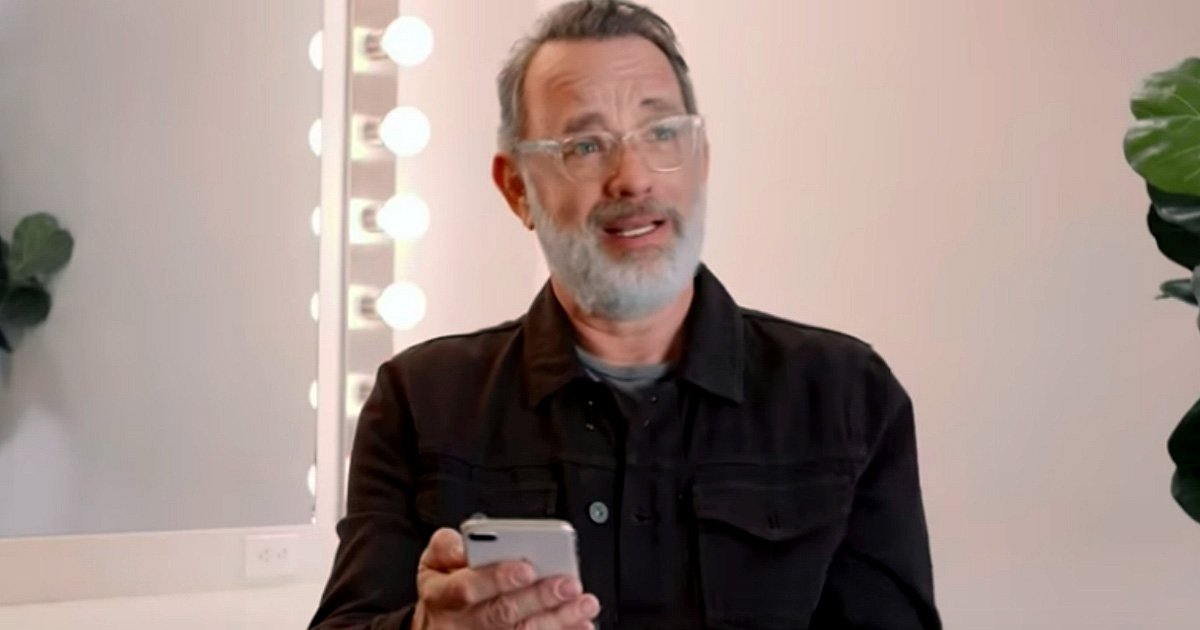 tom hanks twitter nice tweets