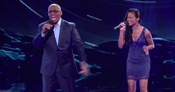 father daughter duet shanice and maurice hayes