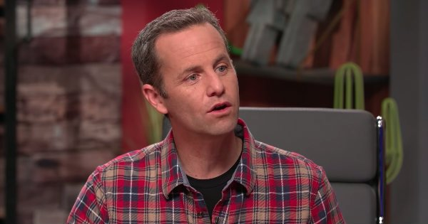 Kirk Cameron on Christianity in Hollywood