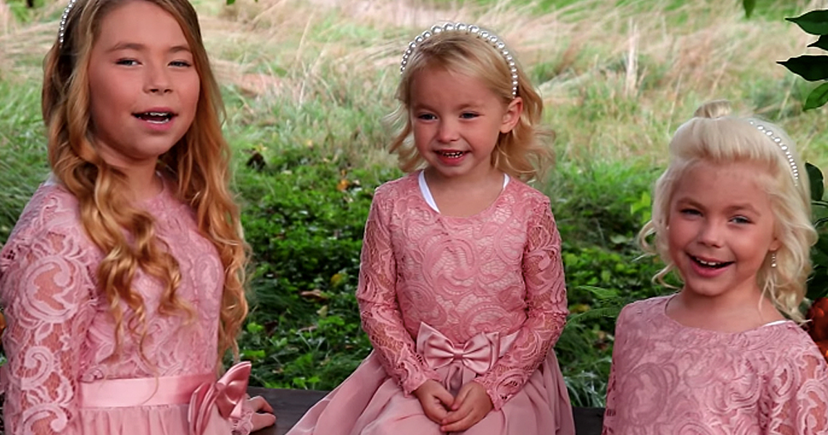 The Detty Sisters 'My Lord Is Taking Good Care Of Me'