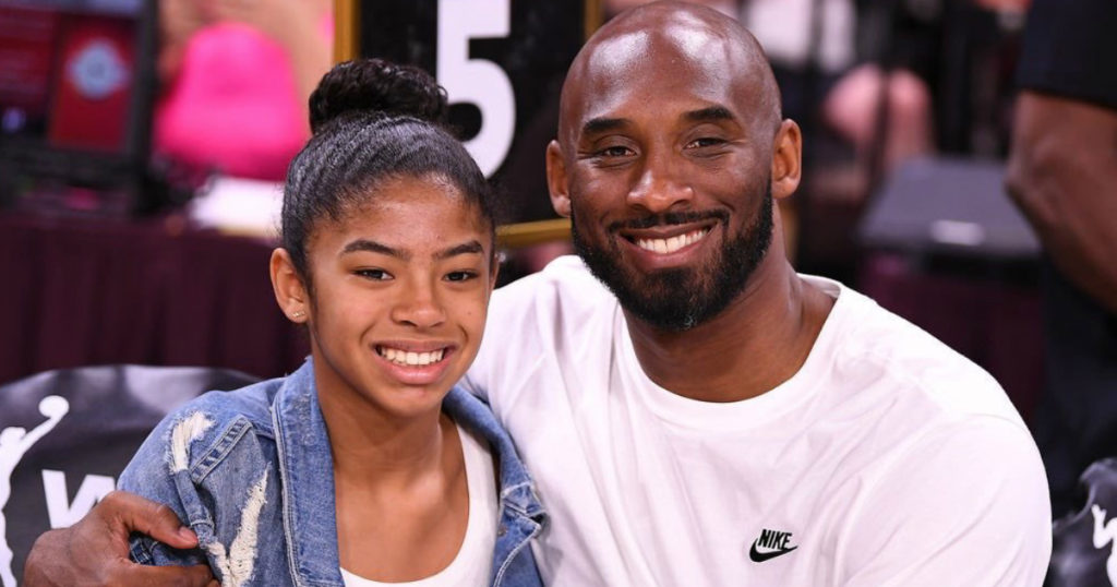 kobe bryant family death gianna bryant