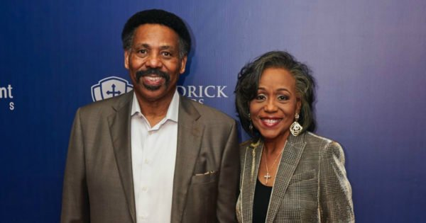 Tony Evans' Wife Passed Away As He Held Her Hand: 'We Are What We Are Because Of Her'
