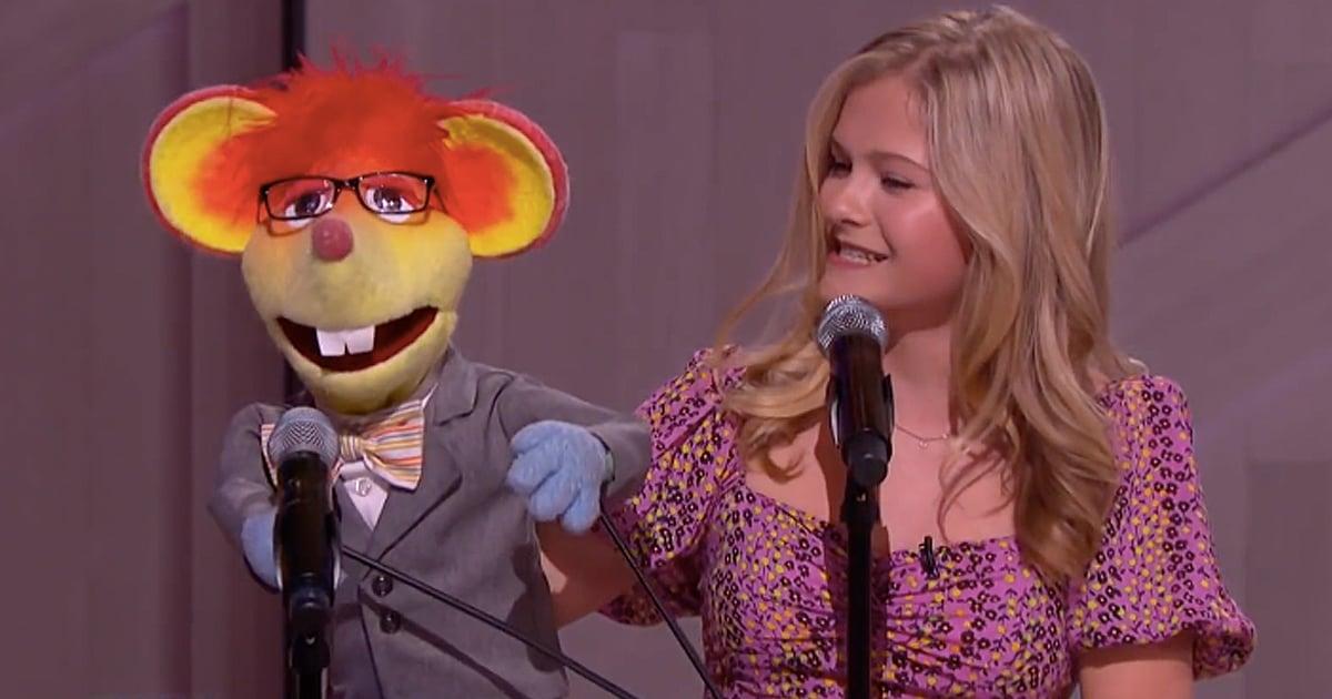 ventriloquist who won america's got talent darci lynne farmer