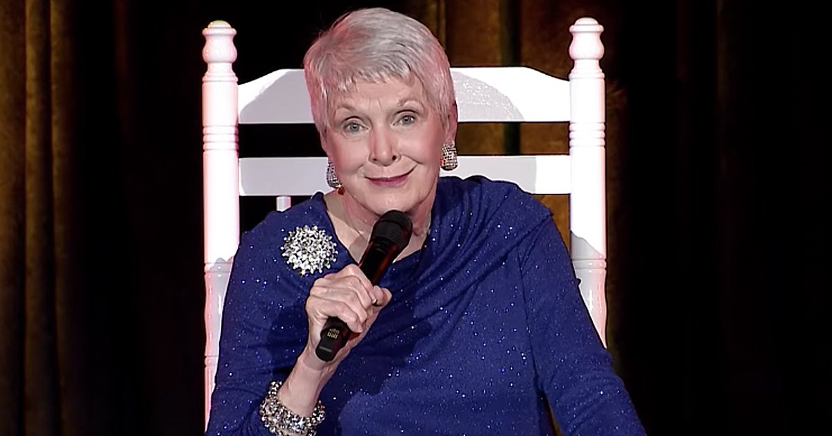 Jeanne Robertson age and forgetfulness