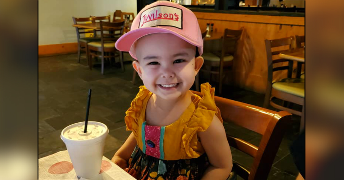 restaurant that opens early 3-year-old with cancer adelaide stanley