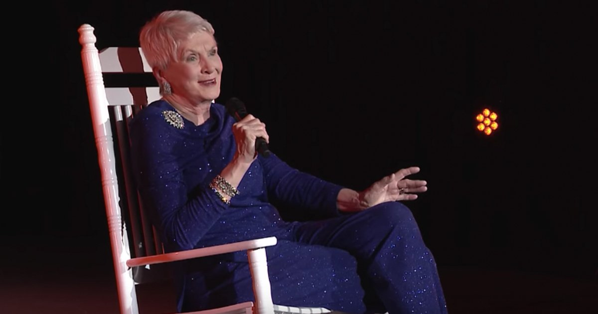 Jeanne Robertson Rocking Humor taxi driver pig