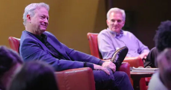 Gary Sinise Bio Inspires Students As He Shares Story Of How Divine Intervention Changed His Life