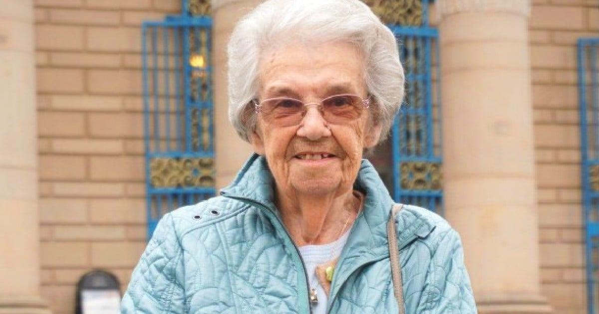coronavirus survivor grandma barbara briley