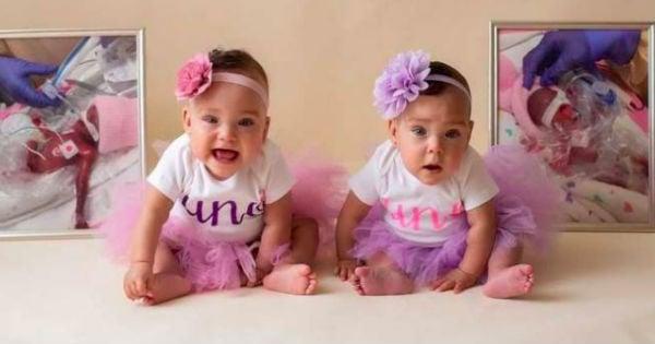 twins at 22 weeks