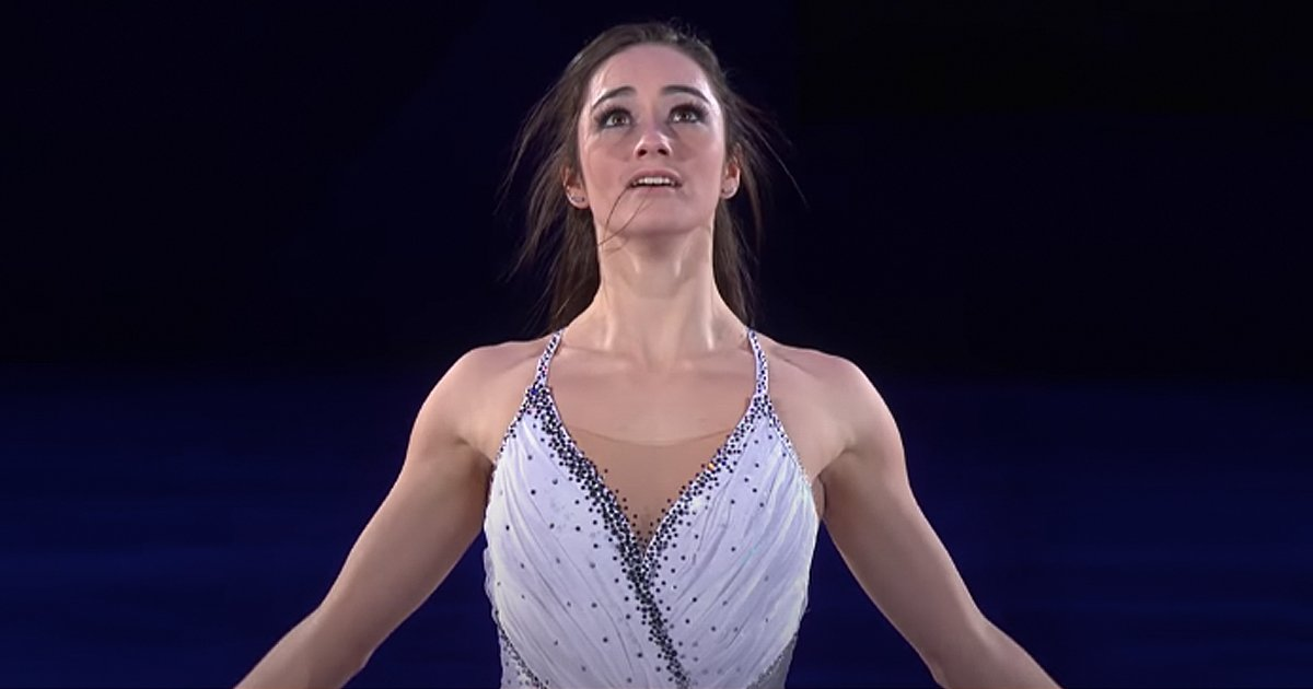 Figure Skating Ice Dance Hallelujah Kaetlyn Osmond