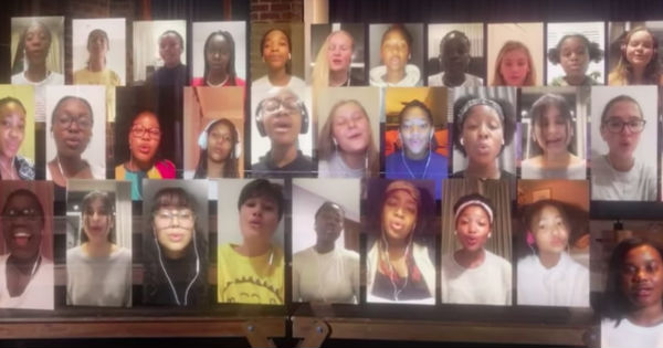 Roedean School South Africa Hallelujah Virtual Choir