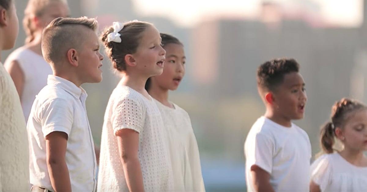 One Voice Children's Choir See You Again