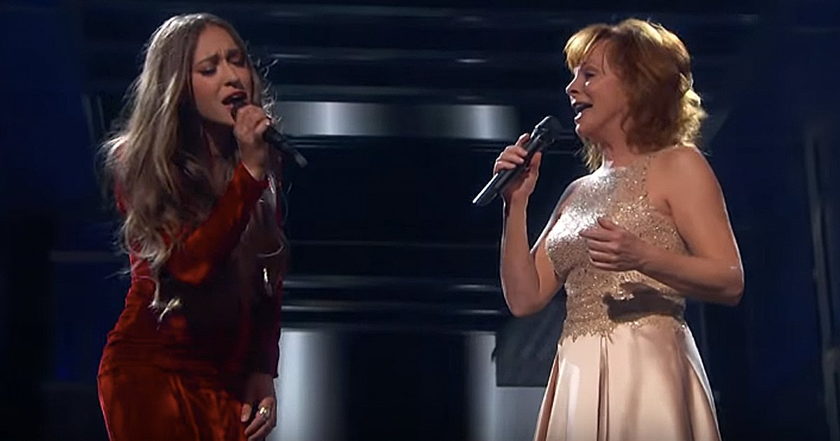 Lauren Daigle and Reba McEntire Back To God