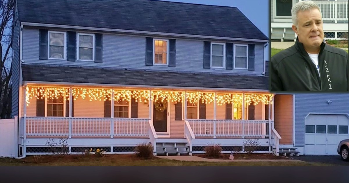 christmas lights in march neighbor's dying wish