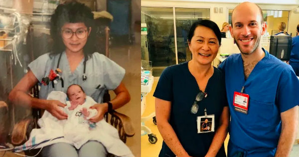 neonatal intensive care unit nurse