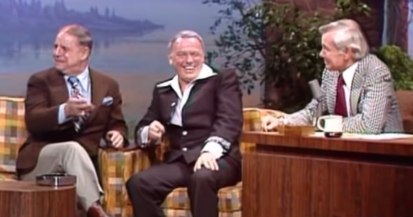 Don Rickles On Johnny Carson With Frank Sinatra