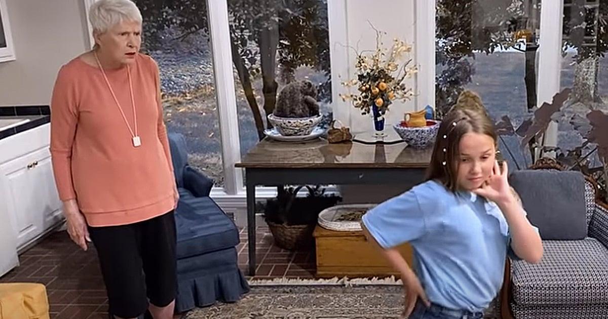 jeanne robertson tiktok granddaughter