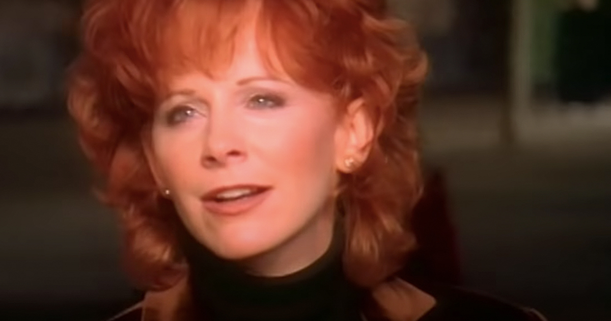 Reba McEntire What If