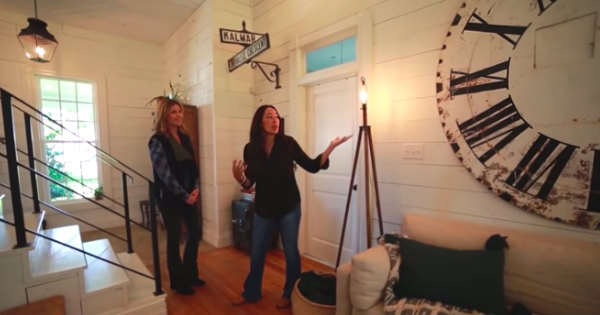 chip and joanna gaines home