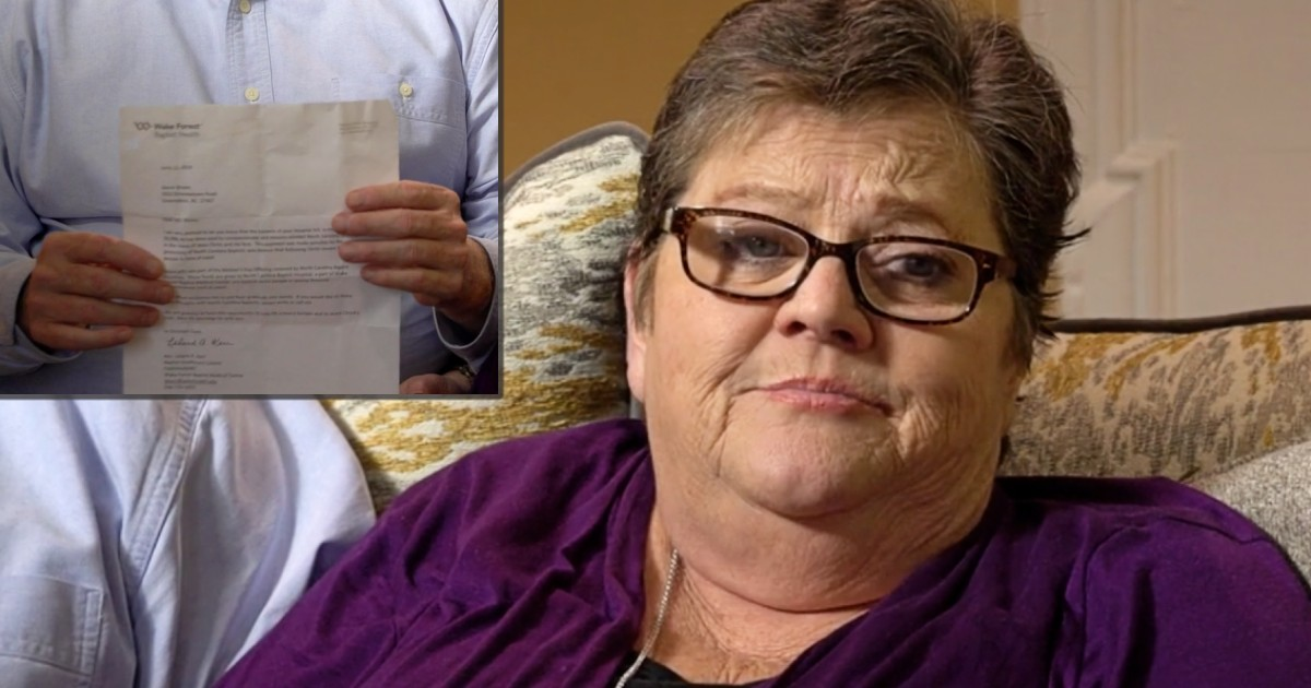 hospital bill is too high marie brown story