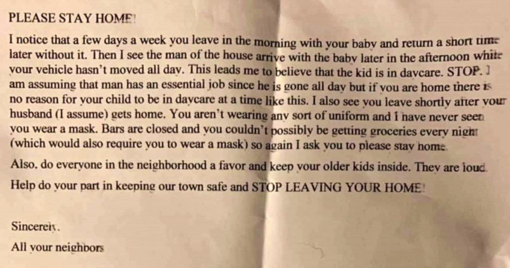 working as a 911 dispatcher nasty note