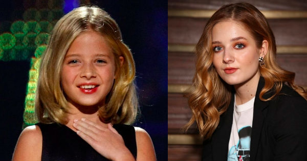 Where Is Child Singing Sensation Jackie Evancho Now?