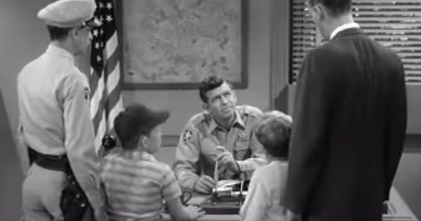 episode of andy griffith show spoiled kid