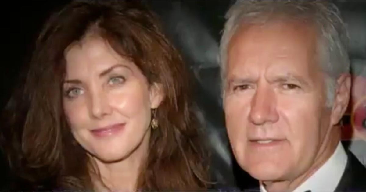 alex trebek and wife jean