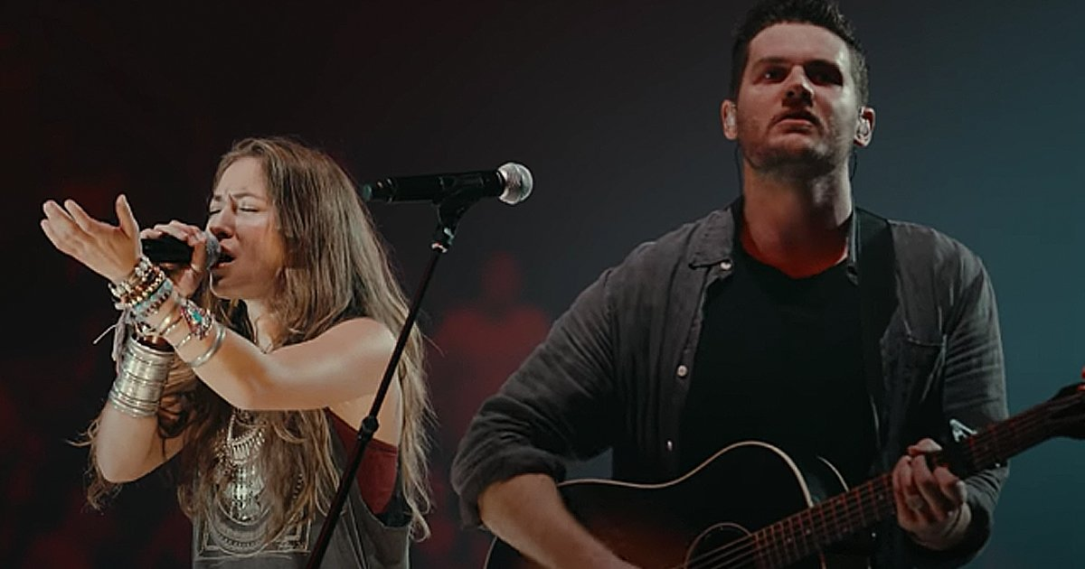 I Surrender by Hillsong and Lauren Daigle