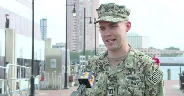 Navy sailor