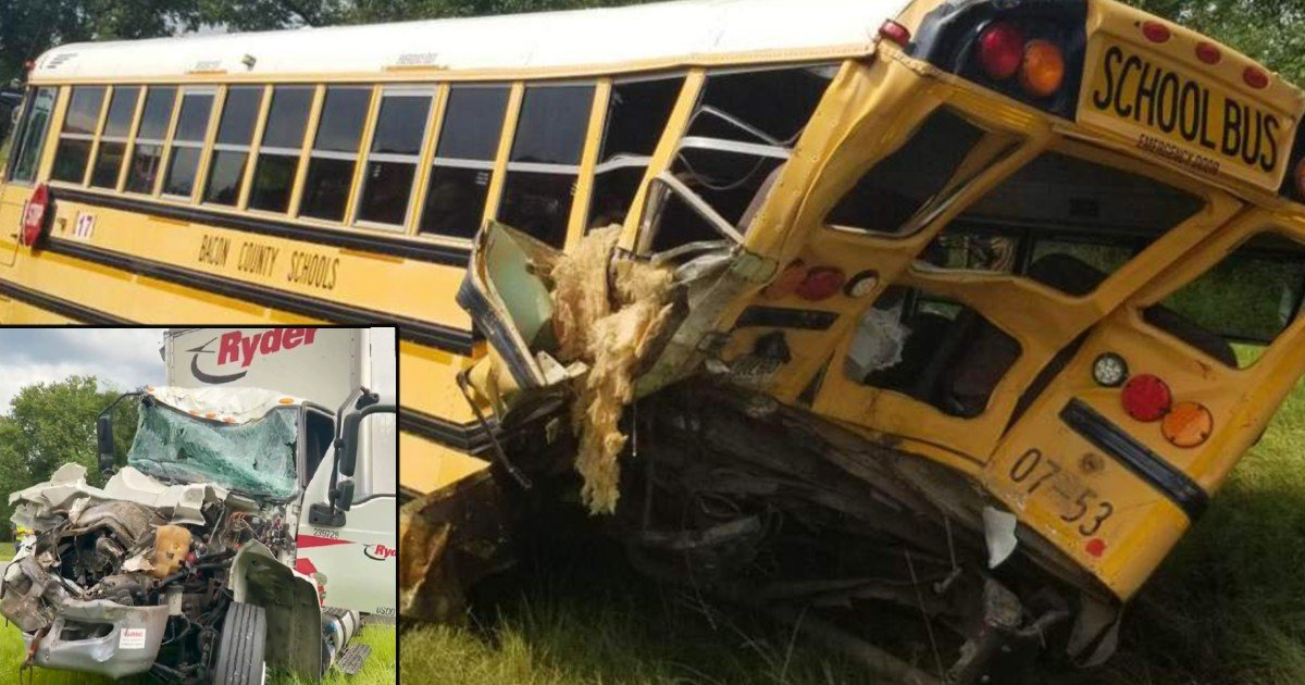 school bus crash johnathon grayer hero