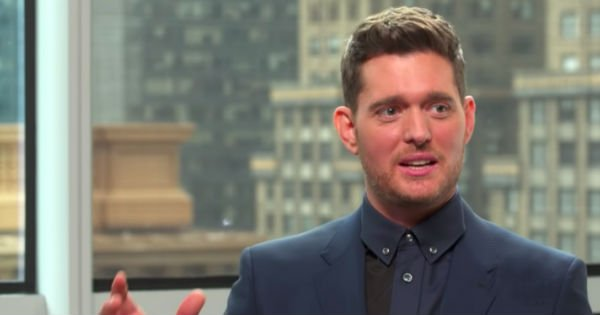 Michael Buble impersonations