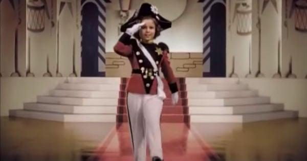Shirley Temple dance